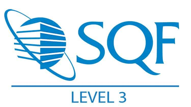 what is sqf level 3 certification